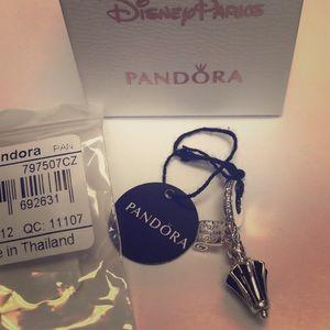 Disney Pandora Charm - Mary Poppins Umbrella